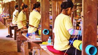 SE Asian textile production